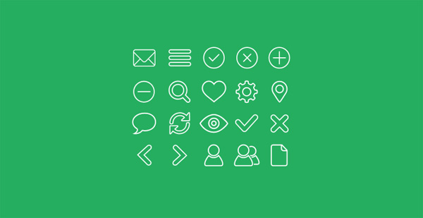 ui elements ui set line icons set outline icons minimal line icons icons free download free