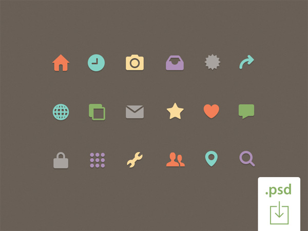 ui elements ui tools settings set search location like icons home free download free clock camera