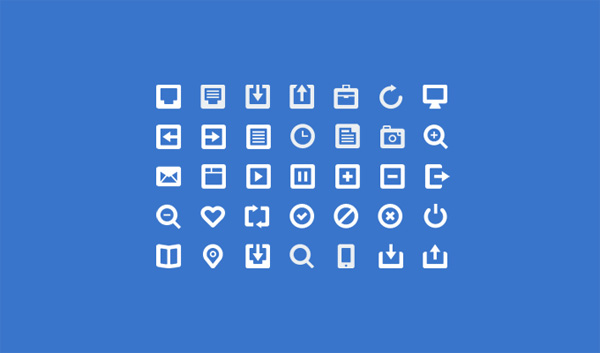 ui elements ui mail icons mail icons icon glyph free download free flat