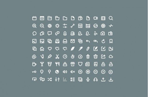 vector ui elements ui icons pack icons icon glyph icons set glyph icons glyph free download free beans