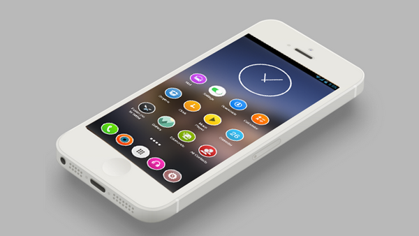 ui elements ui settings round mixed mail icons icon free download free dropbox circle calls set audio android