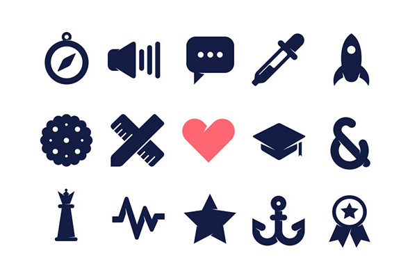 vector uuuu solid set pack icons icon set free download free black
