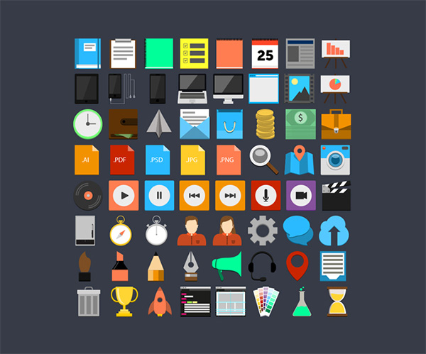 vector flat icons vector ui elements ui square set pack metro icons set metro icons free download free flat colorful