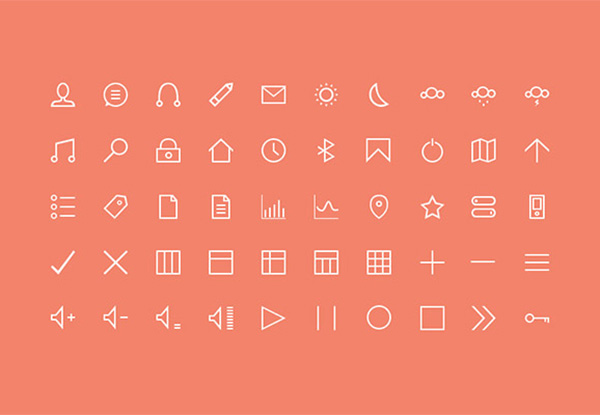 ui elements ui thin line icons stroke icons stroke set pack minimal line icons free download free