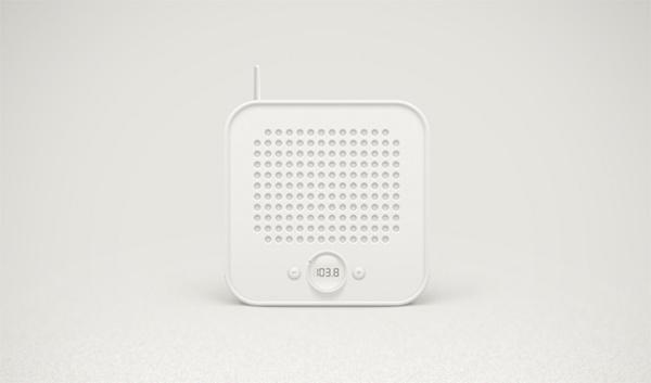 white speaker radio icon icon free downloads free antennae