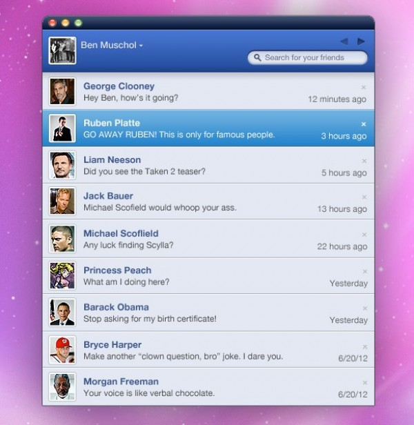 Widget for facebook for android apk download.