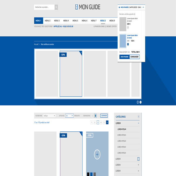 wireframe store mon guide mobile guide free ecommerce basket app