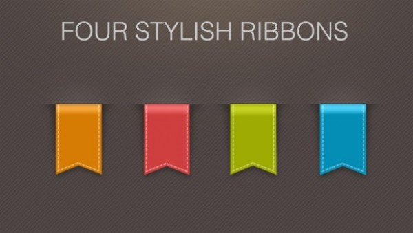 web unique ui elements ui stylish stitched set ribbons quality psd pocket original new modern interface hi-res HD fresh free download free flag feature elements download detailed design creative colorful clean blue banner badges 3d