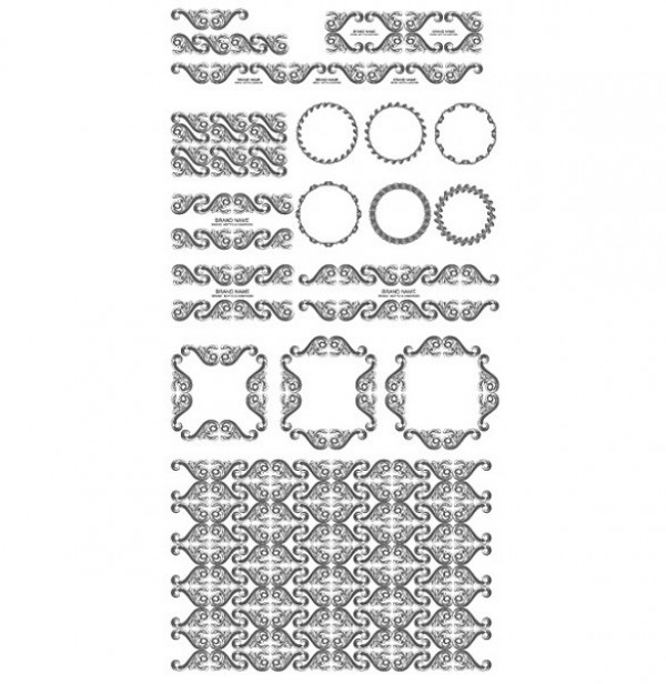 Pics Photos - Free Download Decorative Elements With Curtains Clipart ...