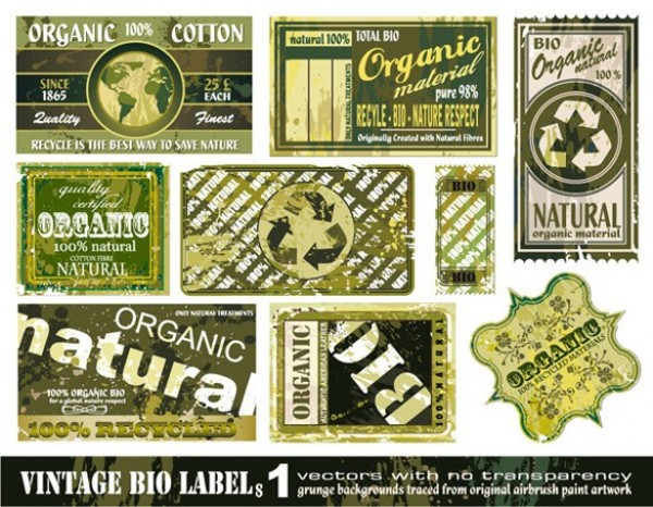 web vintage vector unique ui elements stylish retro quality original organic new natural labels interface illustrator high quality hi-res HD grunge graphic fresh free download free elements eco download detailed design creative bio