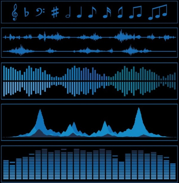Music Audio Equalizer Vector Element - WeLoveSoLo