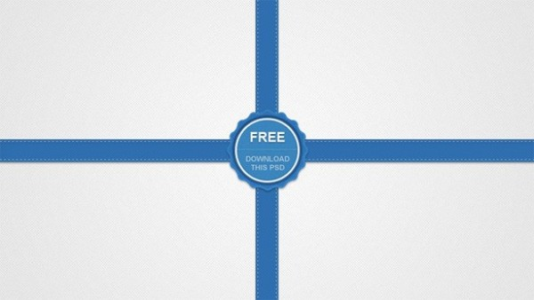 wrapping web unique ui elements ui textured stylish stitched simple ribbon quality original new modern interface hi-res HD fresh free download free elements download detailed design creative clean blue badge