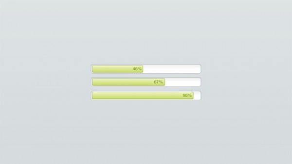 web unique ui elements ui stylish smooth simple quality progress bar original new modern light interface hi-res HD green fresh free download free elements download detailed design creative clean