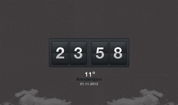 widget weather ui elements time temperature free download free flipper flip clock download date dark clock citiy