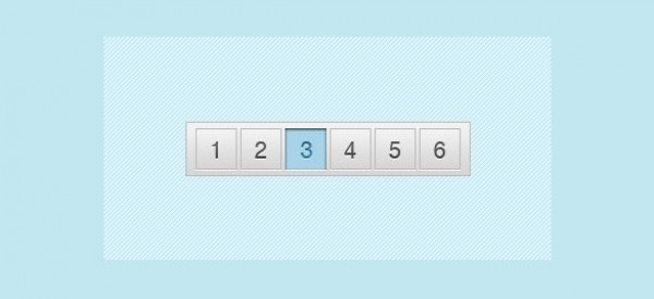 web unique ui elements ui stylish simple quality pagination original new modern interface hi-res HD grey gray fresh free download free elements download detailed design creative clean button blue active