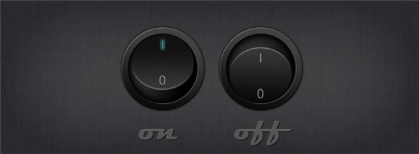 web unique ui elements ui stylish simple round quality original on off buttons on off new modern interface hi-res HD grey gray fresh free download free elements download detailed design dark creative clean buttons