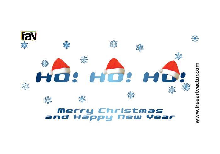 xmas season santa hat santa merry christmas holiday ho ho ho christmas vector christmas