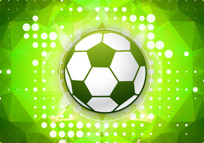 Green Football Vector 106696 Welovesolo