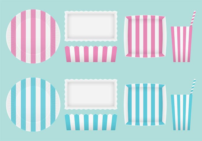 to go box to go tablecloth striped plate striped square restaurant plates plate picnic paper plates paper plate lunch knife kitchen home food empty dish dinner plate dining Cuisine cooking container clean breakfast blank