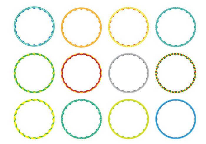 white vector toy sports shape round ring plastic pink object multicolored isolated illustration hula-hoop Hula hoop hoola gymnastics fitness exercise equipment Diet decoration colorful color circle bracelet Bangle background