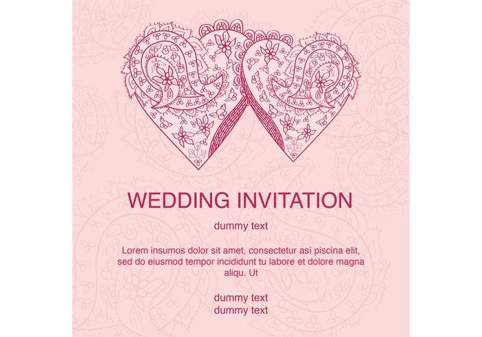 wedding romantic romance ornate oriental love indian wedding invitation indian wedding card indian henna wedding invite henna wedding invitation henna heart henna heart ceremony card background