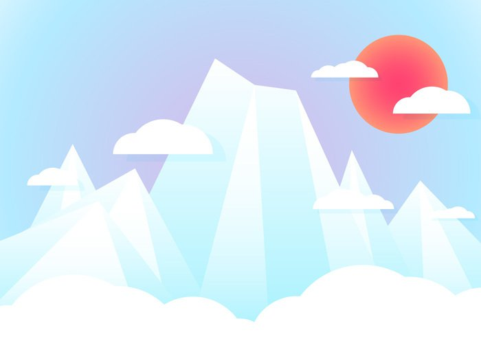 white view vector triangle tourism top tibet style snowy snow sky simple shapes rock peak Outdoor Nepal nature mountaineering mountain mount Majestic landscape land illustration ice Himalayas himalayan himalaya hill high great graphics graphic glacier geometric extreme everest design creative country cool concept climbing climb blue beautiful background Avalanche asia artwork art abstract