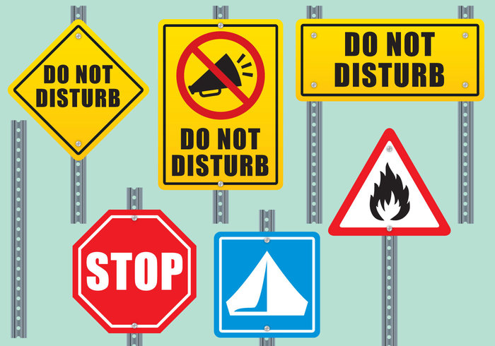 yellow white warning vector USA travel transportation traffic symbol street square space silver sign shape safety roadsign road rectangle post pole panel object notice Nobody metal large isolated information illustration icon horizontal hazard graphic frame flat equipment empty diamond design danger communication color caution board blank black background attention alert