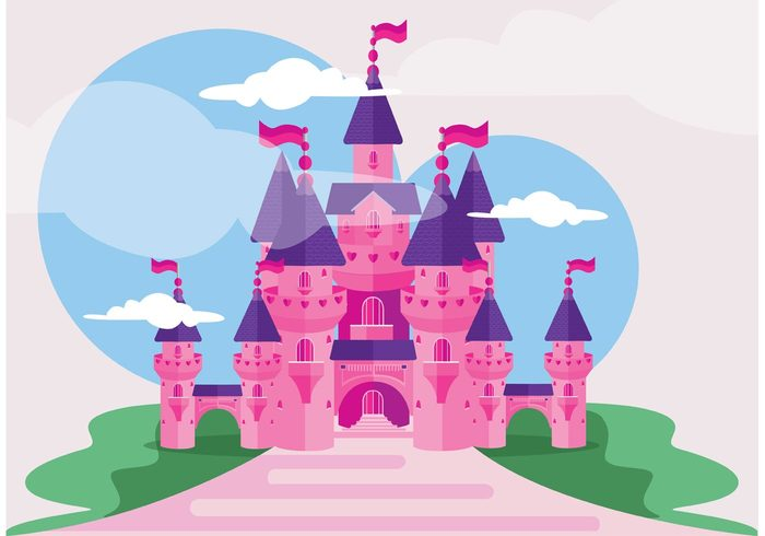 royalty royal highness princess castles princess castle wallpaper princess castle background princess castle princess prince charming pink palace Majestic kingdom isolated girly fairy tale castle cartoon