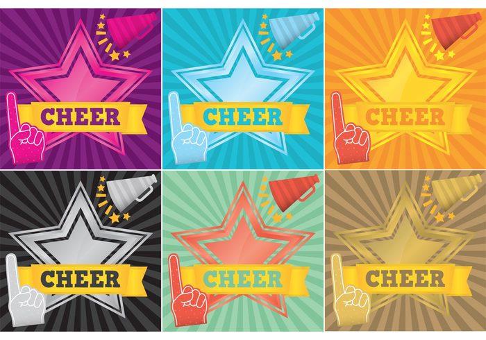 Sunbeam star trail star shape star sports sport pink foam finger Chrome cheerleading backgrounds cheerleading background Cheerleading cheerleader wallpaper Cheerleader celebration background #1 foam finger