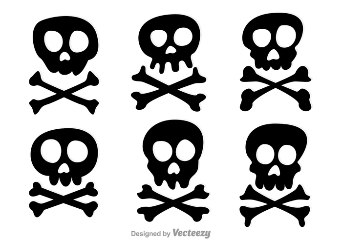 skull and crossbone vectors welovesolo