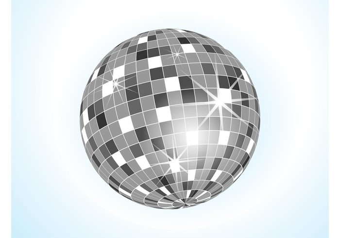shiny promotion poster pop party nightlife night music mirror ball fun flyer Flier discotheque disco dancing dance club bar