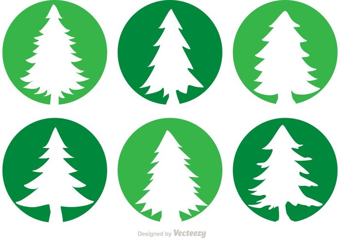 xmas tree tree icon tree pine trees pine tree icon pine tree nature natural leaf green forest icon forest florish flora ecology circle christmas tree Christmas icon cedar trees cedar tree icon cedar tree cedar
