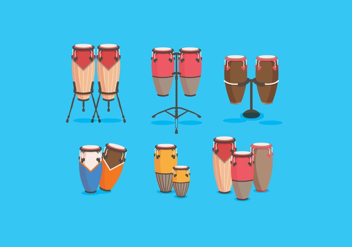 wood traditional style sound skill shape salsa Rumba Reggae popular percussion objects musician musical music leather latin isolated instrument entertainment drum craft conga Caribbean brown bongo bang background artist