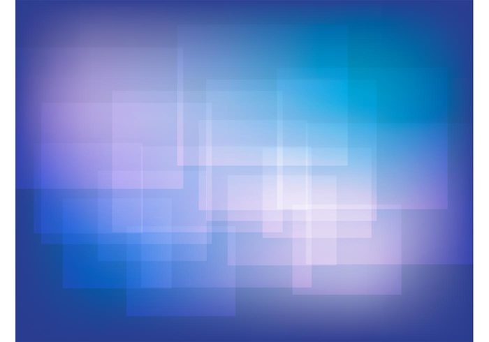vector background shapes rectangle purple lighting identity gradient glow corporate branding boxes box blue