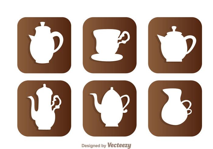 utensil tea square round pot kitchen drink cup culture coffee brown arabic coffee pot arabic arab