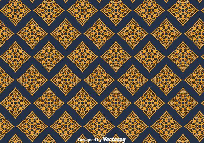 wallpaper wall tapestry pattern wall tapestry wall tapestry shape outline ornament line gold flower floral decoration decor blue background