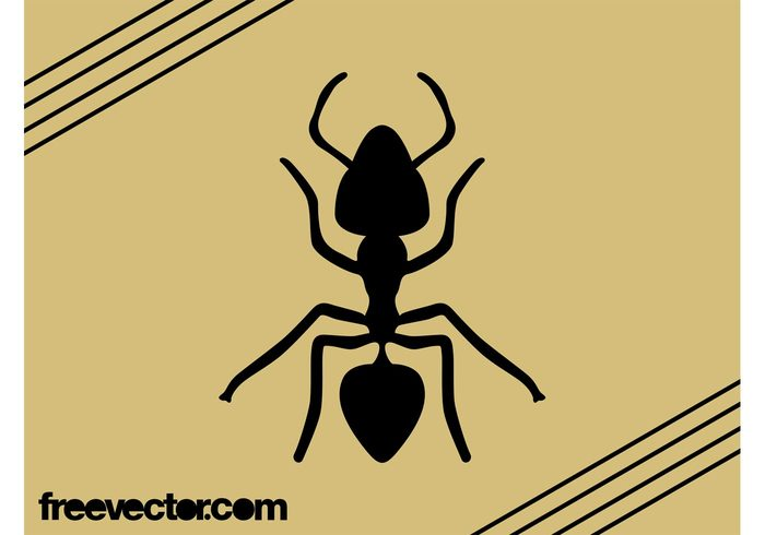 Thorax silhouette Pest nature legs insect head fauna antennas ant animal Abdomen