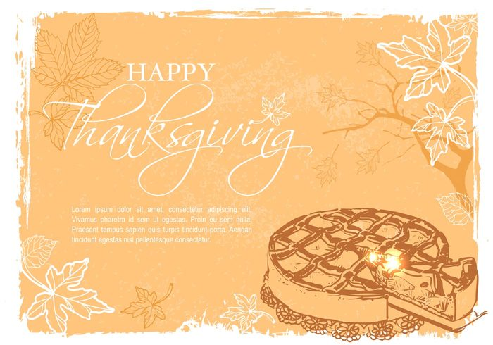vintage Treat traditional thanksgiving dinner Thanksgiving Day thanksgiving border thanksgiving Tasty sweet retro pie meal leaf holiday Healthy hand drawn fruit food family dessert delicious cute classic celebration background autumn apple pie apple