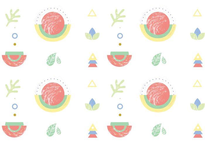 wallpaper trendy shapes pattern shape pattern seamless shapes seamless background retro shapes ornamental geometric pattern geometric background decorative pattern decorative background abstract wallpaper abstract shapes pattern abstract shapes