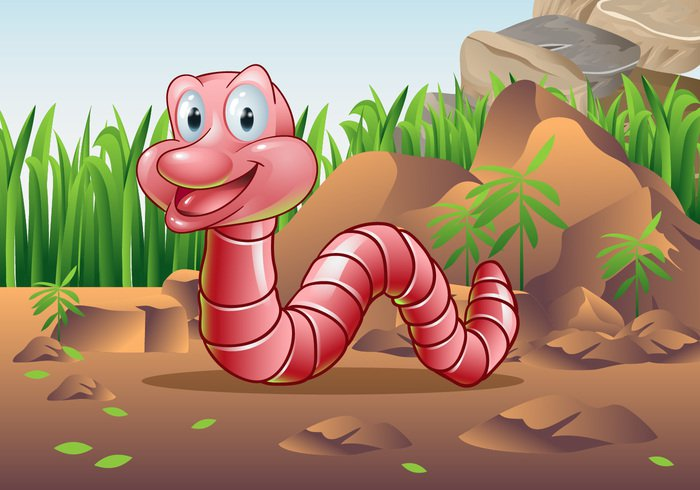Zoology worm wildlife wet soil nature natural macro lumbricus invertebrate horizontal ground garden fauna earthworm earth dirt Creep closeup close brown Biology background agriculture