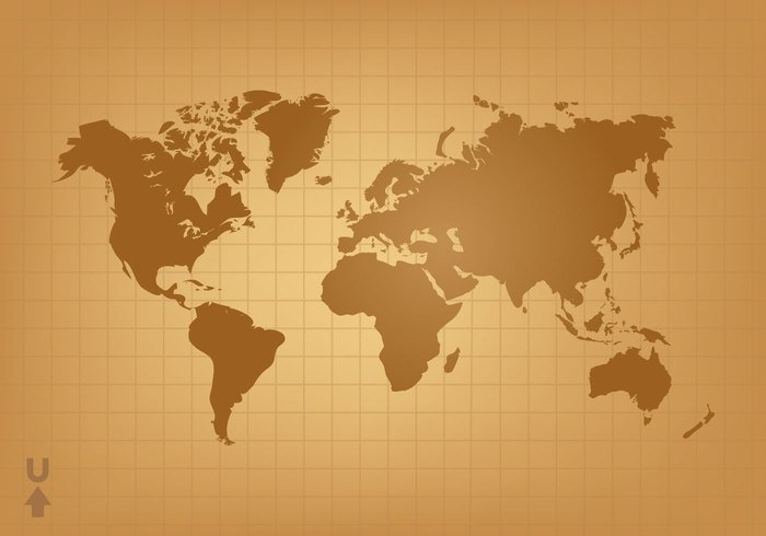 worldwide world map word map white vector USA travel south silhouette planet official ocean north map land international illustration icon graphic global Europe education earth capitals business Backgrounds Australia asia america africa