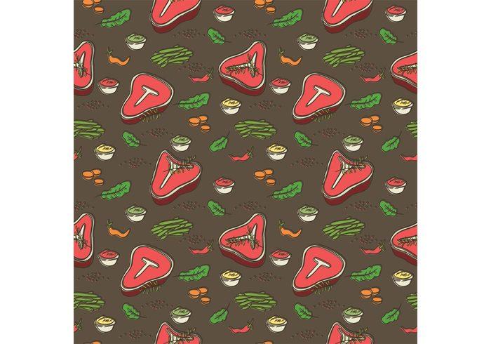 wallpaper t bone steak wallpaper t bone steak pattern t bone steak background t bone steak t bone steak seamless pattern meat pattern meat meal food pattern food