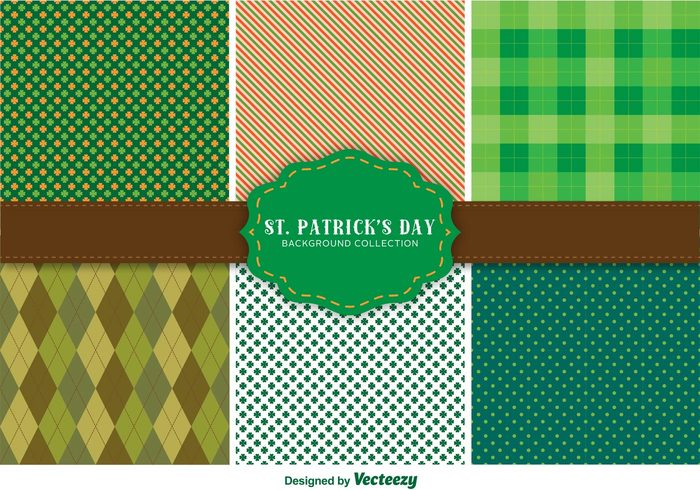 wallpaper vector traditional Textile St. spring season saint plant pattern Patrick nature March luck leaf Irish Ireland illustration holiday green floral fabric design decoration day culture clover celtic celebration background art argyle