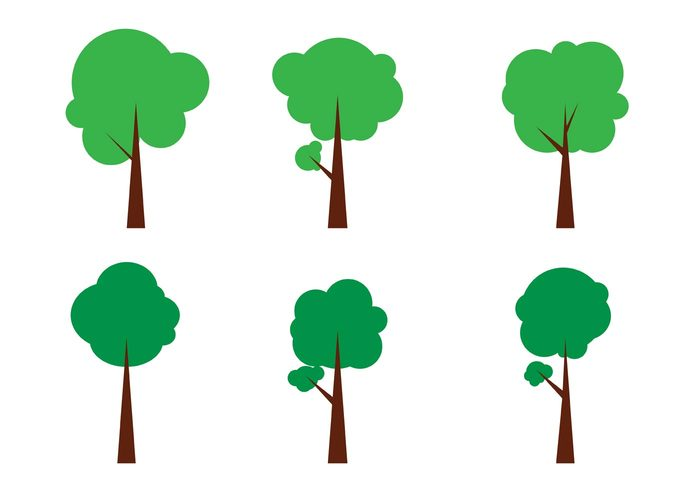 trees tree icons tree icon tree summer simple trees simple tree nature natural icon natural environment ecology eco earth day abstract tree