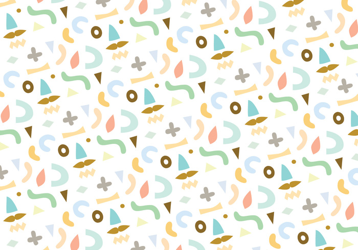 wallpaper shapes seamless random pattern pastel outline ornamental linear funky fun decorative decoration background Abstract shape abstract pattern abstract