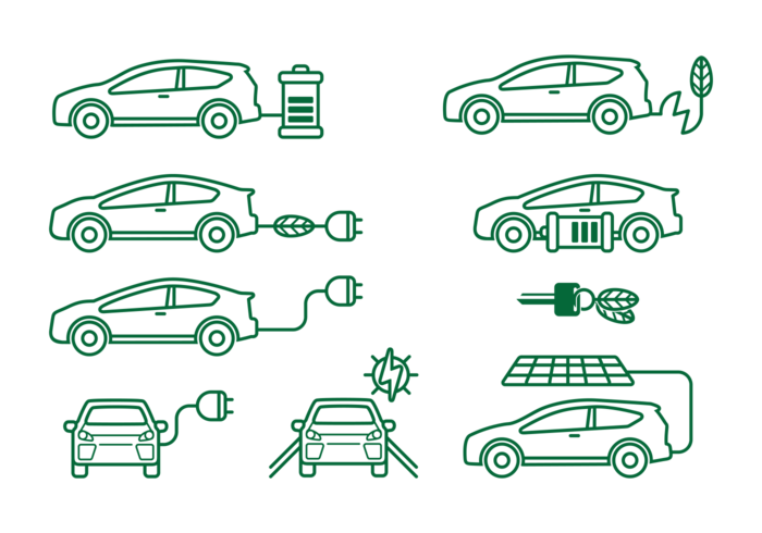 white vehicle vector transportation transport traffic technology symbol station sign prius power Plug key isolated illustration icon green environmental environment electricity electric ecology eco design concept car battery background Alternative