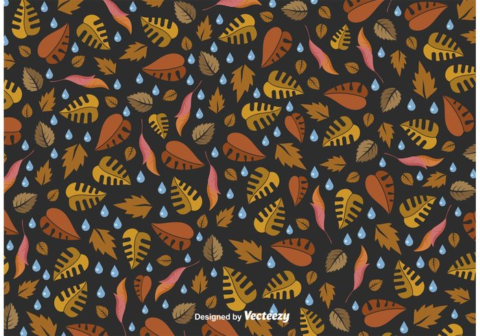 wrapping wallpaper vintage tree texture Textile summer spring silhouette season seamless retro Repetition rainy rain plant pattern ornament nature natural modern leaves leaf icons foliage floral fashion Fall fabric ecology decoration botanical background backdrop autumn abstract