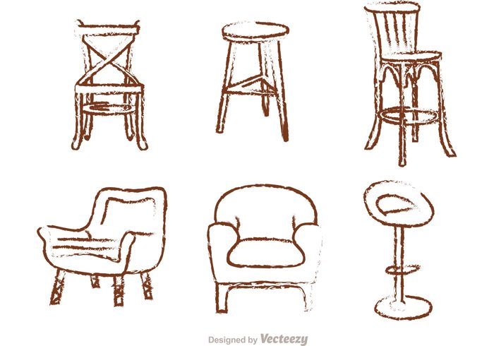 tables sitting seats restaurant interior restaurant pair modern minimalistic minimal isolated interior Dwelling drafting commercial chair cafe bar apartment