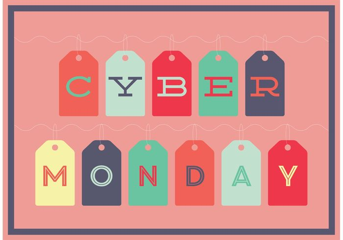 ticket tag specials sign shopping sale retail promotion price on-line monday email cyber monday wallpaper cyber monday sale cyber monday event cyber monday background cyber monday Cyber commercial colorful christmas
