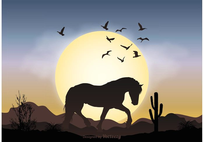 young wild western sunshine sunset illustration sunset sunrise sunlight sun summer success strong start stallion sky silhouette runner run Rising orange nature mammal landscape illustration landscape jump horse illustration horse hoofed ground Gallop freedom free forward Force field farm evening equine dusk dawn black beautiful banner background animal